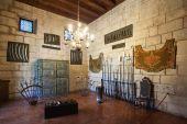 Palace Duques Braganza — Stock Photo