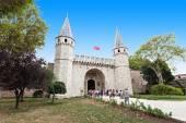 Topkapi palace, Istanbul — Stock Photo