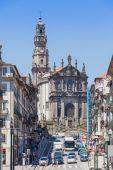 Typische Architektur, Porto — Stockfoto
