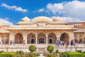 Amer Fort near Jaipur — Stock Photo