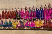 Puppets in Jaisalmer — Stock Photo
