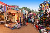 Goa Night Market — Stock Photo
