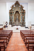 Cathedral of Aveiro — Stock Photo