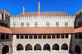Palace Duques of Braganza — Stock Photo