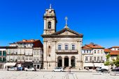 Toural Square, Guimaraes — Stock Photo