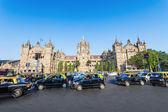 Chhatrapati Shivaji Terminus — Stock Photo