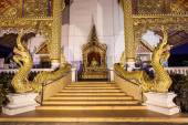 Wat Chedi Luang — Stock Photo