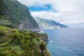 Beauty landscape, Madeira — Stock Photo