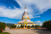 Wat Tha Ton — Stock Photo