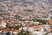 Funchal aerial view — Stock Photo