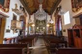Cathedral de Monte — Stock Photo