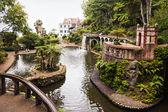 Monte Palace Tropican Garden — Stock Photo