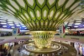 Abu Dhabi Airport — Stock Photo