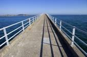 Roscoff bridge — Stock Photo