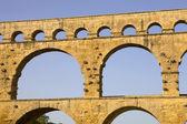 Pont du Gard — Stockfoto