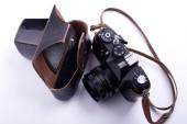 Film camera — Stock Photo