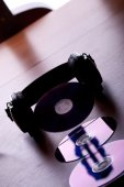 Dysk CD — Zdjęcie stockowe