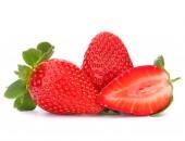 Sweet strawberries — Stock Photo