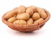 Potato tuber — Stock Photo