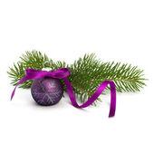 Decoración de la bola de Navidad — Foto de Stock