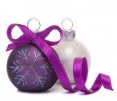 Weihnachten spielzeug bälle — Stockfoto