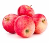 Red apples — Zdjęcie stockowe