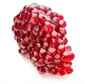 Ripe pomegranate fruit segment — Zdjęcie stockowe