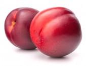 Nektaryny owoców — Zdjęcie stockowe