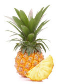Pineapple tropical fruit — Stock Photo