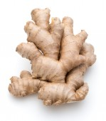 Fresh ginger roots — Stock Photo