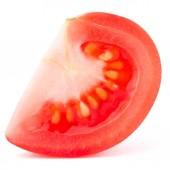 Tomato vegetable slice — Stock Photo