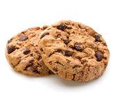 Tasty chocolate cookies — Stock Photo