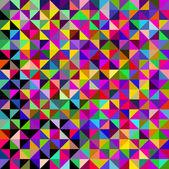 абстрактные векторные геометрические цвет фона — Стоковое фото