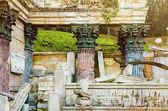The Roman Ruins — Stock Photo