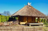 木製の小屋 — ストック写真