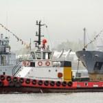 Towboat — Stock Photo #69603711