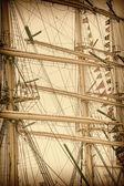 Masts — Stock Photo