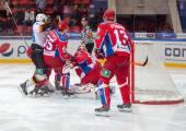 Kiselevich B. (55) savunmak Geçidi — Stok fotoğraf