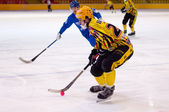 Antipov A. (24) in action — Stock Photo