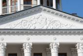 Ostafievo estate architecture details — Stock Photo