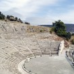Halicarnassus amphiteatre — Stock Photo #70719455