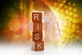 Risk Insurance — Stock Photo