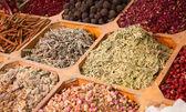 Spice souk in Dubai — Stock Photo