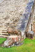 Ruins of the Chichen-Itza — Stock Photo