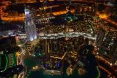 Downtown Burj Duba — Stock Photo
