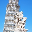 Leaning tower of Pisa — Stock Photo #61649885
