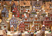 Alsatian houses — Stock Photo