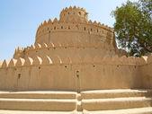 Jahili fort — Stock Photo