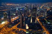 Downtown Burj Dubai — Stock Photo