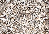 Maya sun — Stock Photo